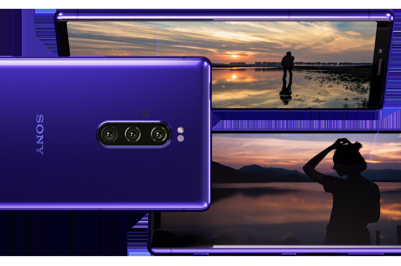 SONY-Xperia1-21:9-没入感-4K-ブラビア-広範囲5G-防水
