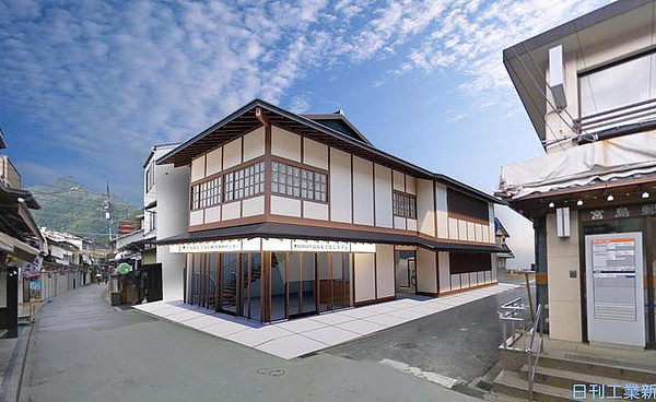 TOTO宮島おもてなしトイレ(イメージ)