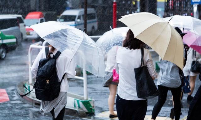 大雨・豪雨 イメージ