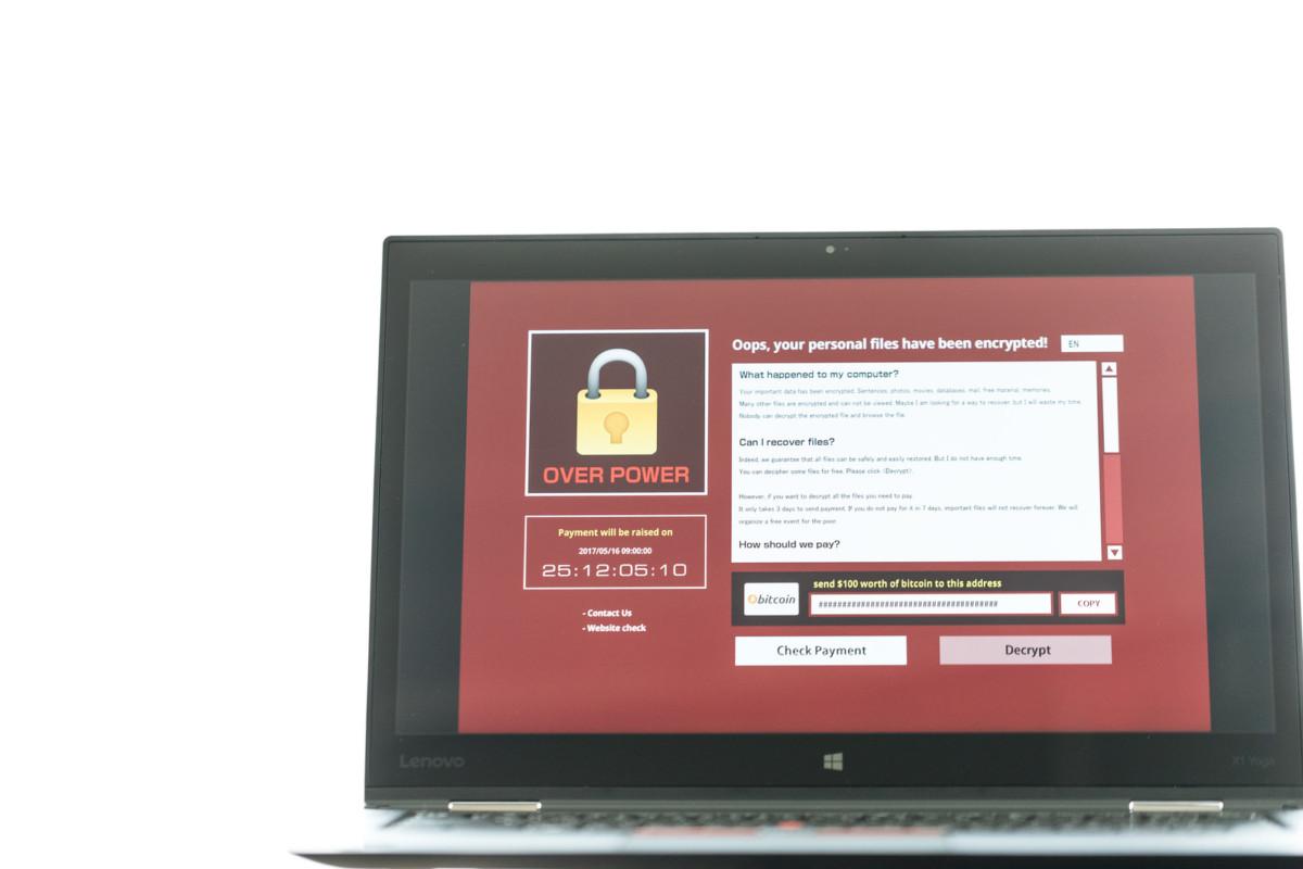 PCのウイルス(イメージ)