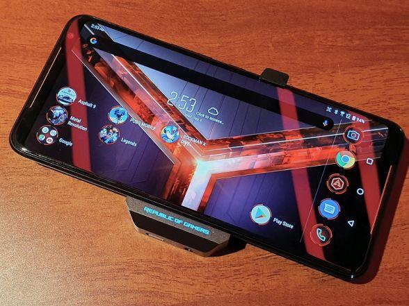 ASUS「ROG Phone II」