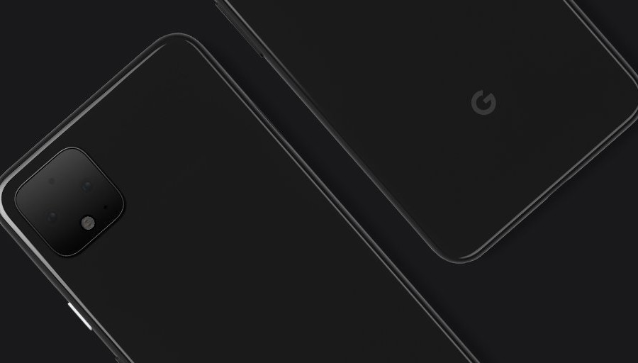 pixel 4 Made by Google