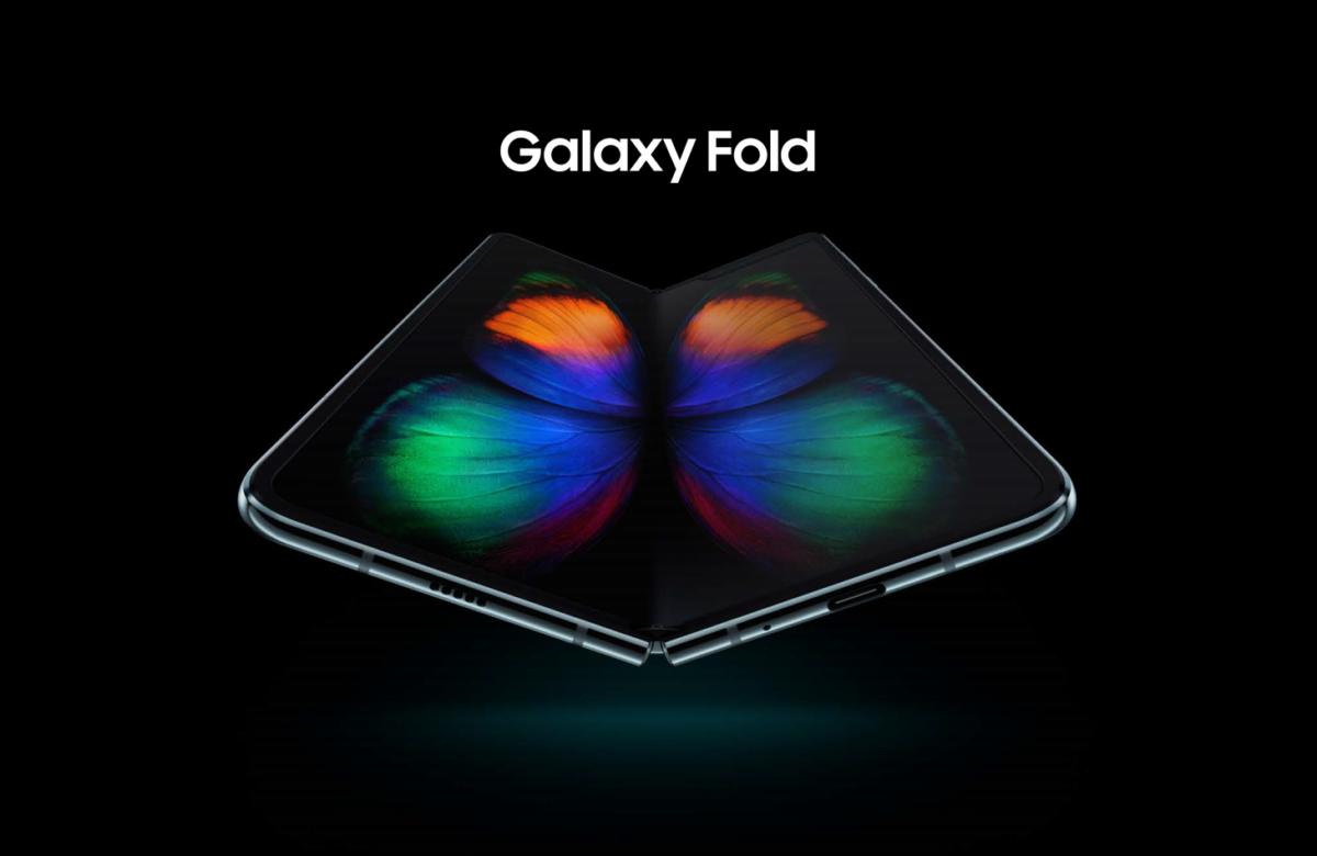Galaxy Fold 1