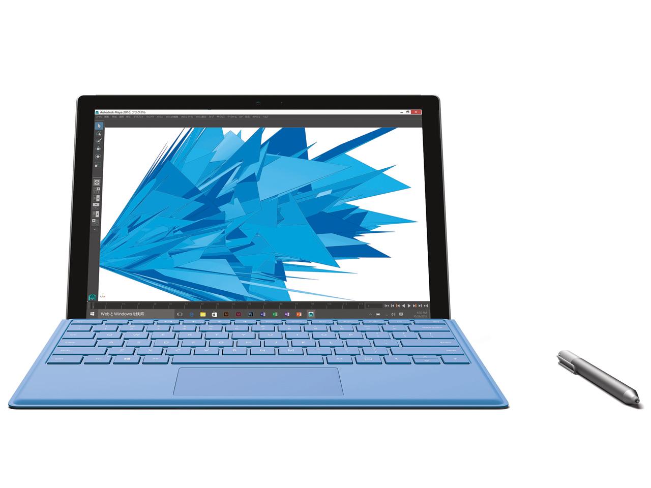 Surface Pro 4 i7 512GB メモリ16GB TH4-00014