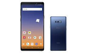 SC-01L Galaxy Note9 [○]