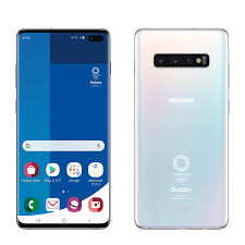 SC-05L Galaxy S10+ (Olympic Games Edition)  [△]